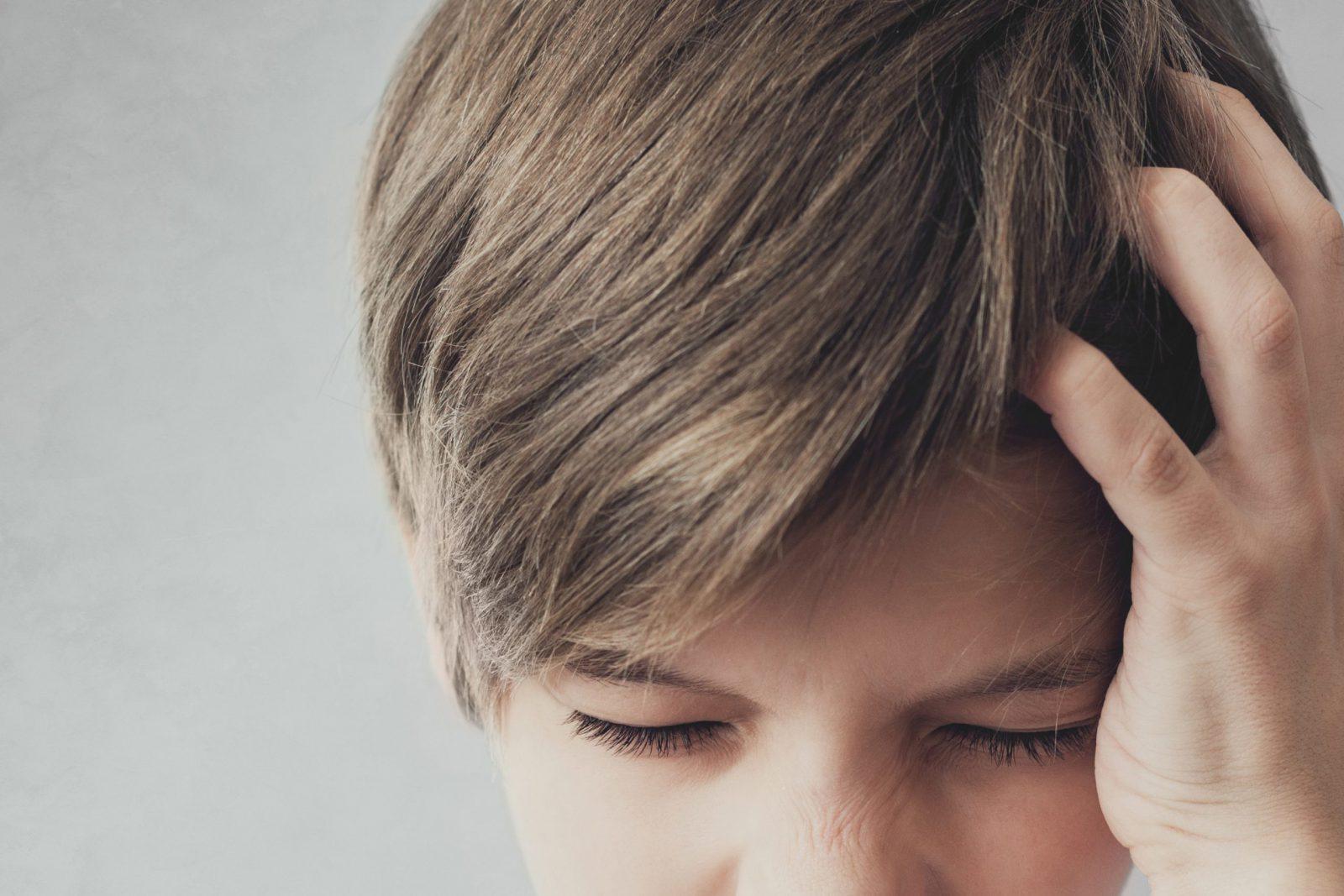Migraine of ernstige hoofdpijn